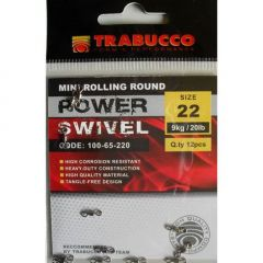 Varteje Trabucco Power Swivel Mini nr.22