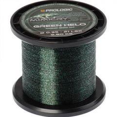Fir monofilament Prologic Mimicry Green Helo 0.33mm/8.3kg/1000m