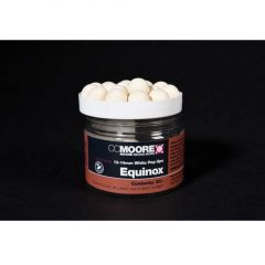 Boilies CC Moore Equinox White Pop-ups 13-14mm