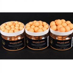 Boilies CC Moore Elite Pop Ups Golden Spice 14mm