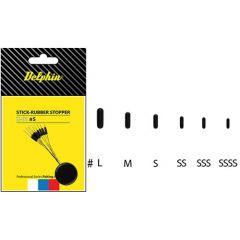 Stopper Delphin Stick Rubber SSSS