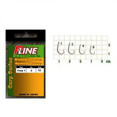 Carlige P-line Carp Serie Carp 1 nr.2