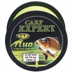 Fir monofilament Carp Expert UV Fluo 0,40mm 300m