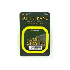 Fir metalic Drennan Soft Strand Wire 28lb 10m