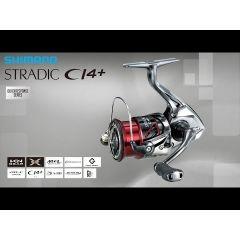 Mulineta Shimano Stradic CI4+ C3000 FB
