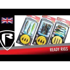 Kit Fox Rage Ready Rig Texas Slick Shad 9cm/7g