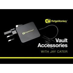 RidgeMonkey Vault USB-A to Multi Out Cable 1m