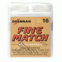 Carlige Drennan Fine Match Nr.16