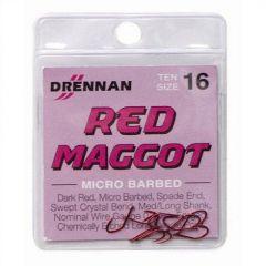Carlige Drennan Red Maggot Nr.14