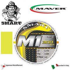 Fir monofilament Maver M1 0,17mm/2,4kg/300m