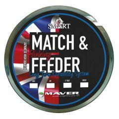 Fir monofilament Maver Smart Match & Feeder Sinking 0.166mm/2.65kg 600m