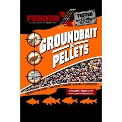 Pelete FeederX Super Mix 2mm