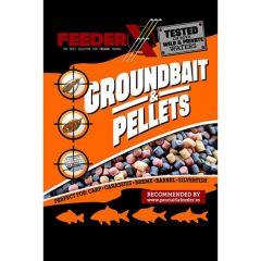 Pelete FeederX Super Mix 4mm