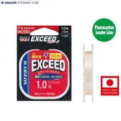 Fir fluorocarbon Raiglon Exceed Samurai 0.185mm/6lb/10m