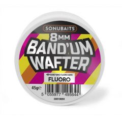 Wafters Sonubait Band'um Wafters Fluoro 8mm