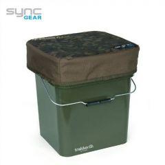 Husa Shimano Sync Square Bucket Cushion