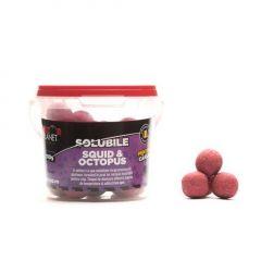Boilies solubile pentru carlig Senzor Squid&Octopus 18mm 100gr