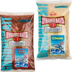 Nada Dynamite Baits XL Shrimp & Squid Groundbait 1kg