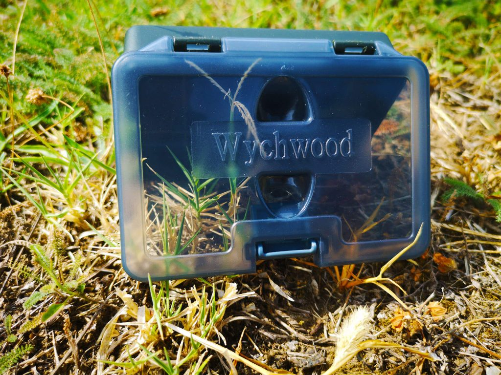 pescuit la crap - cutie compartimentata Wychwood