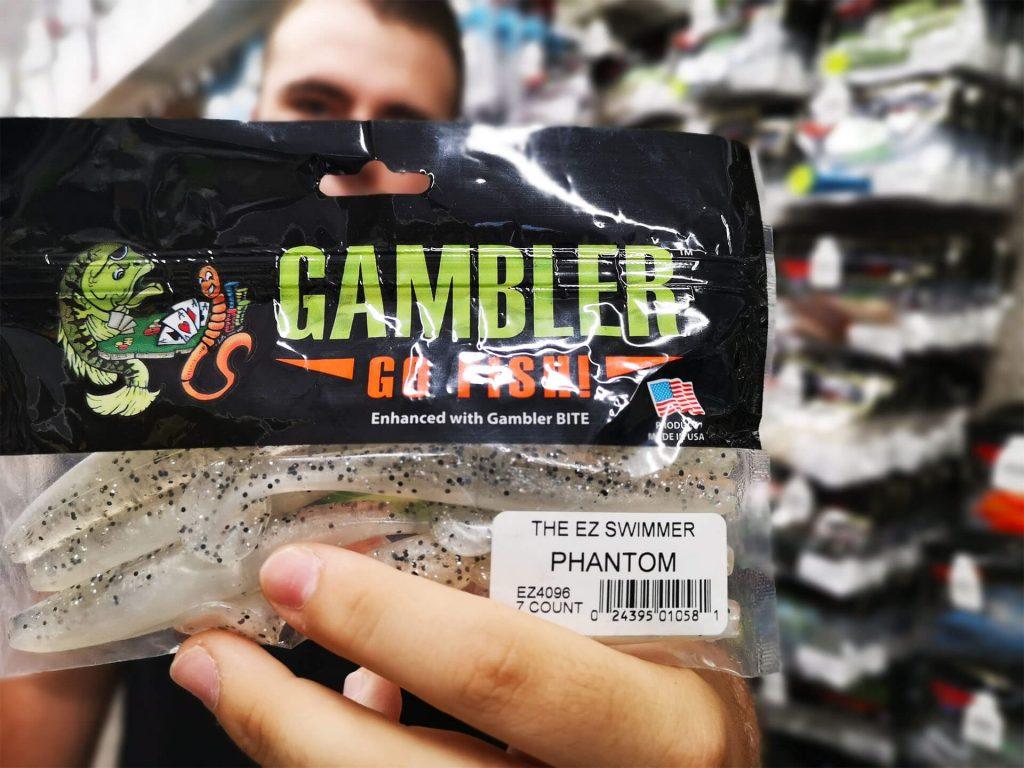 pescuit la salau Gambler