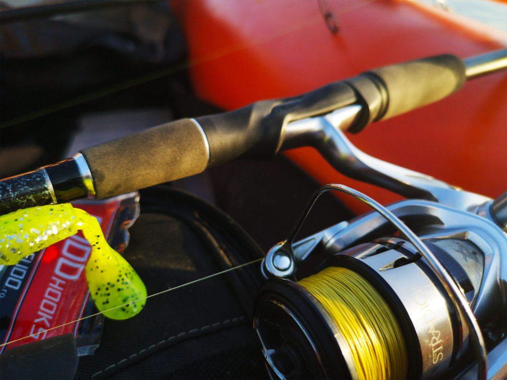 mulineta pescuit la twister la salau
