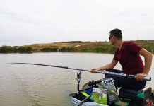 Pescuit la rubeziana