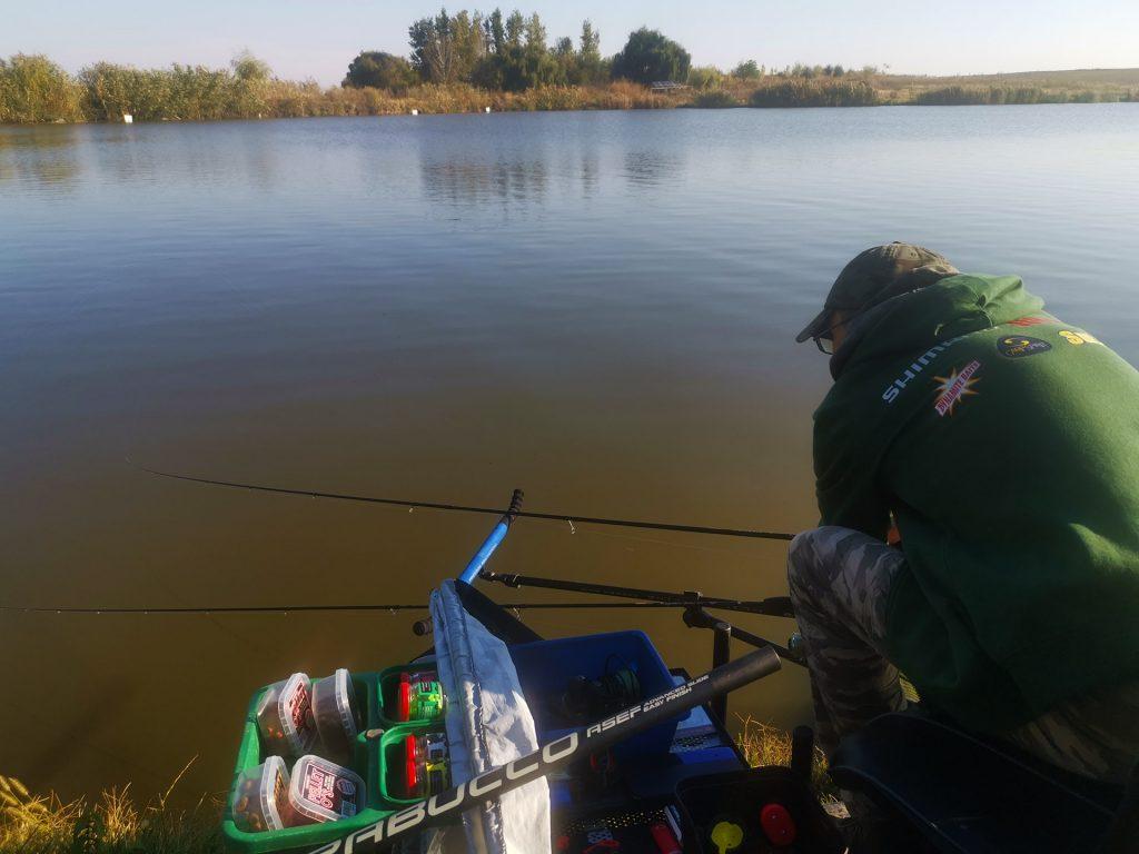 trasatura in pescuitul la feeder