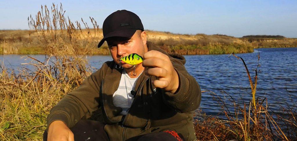 glider pentru pescuit la rapitor