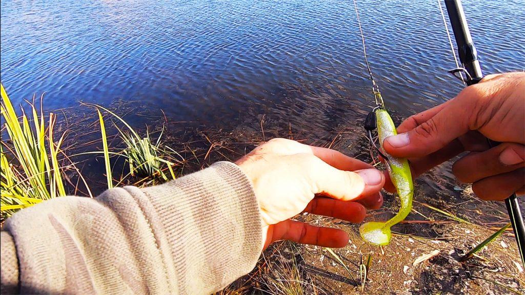 montura offset penrtu pescuitul stiucii
