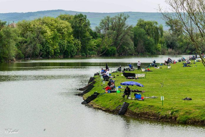balti de pescuit 2021 la feeder Radesti