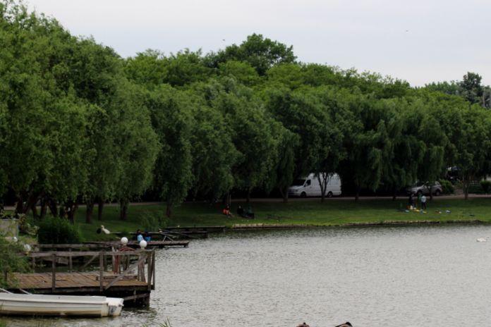 balti de pescuit 2021 lacul Floarea Popestiului