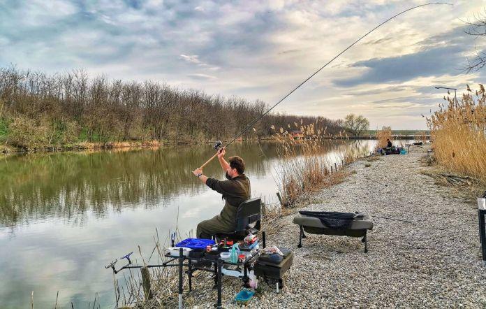 method feeder pe Dyno Lake