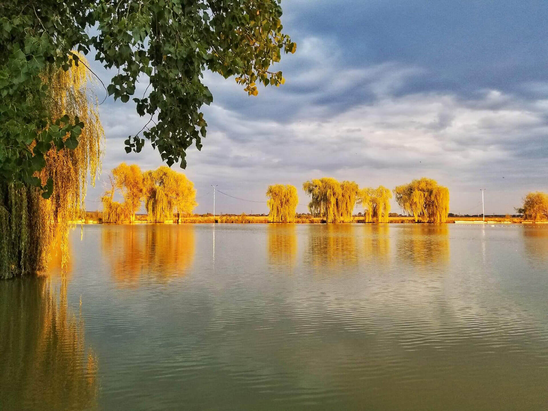 Lacul Lazuri 5-balti de pescuit