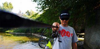 echipament pescuit la salau