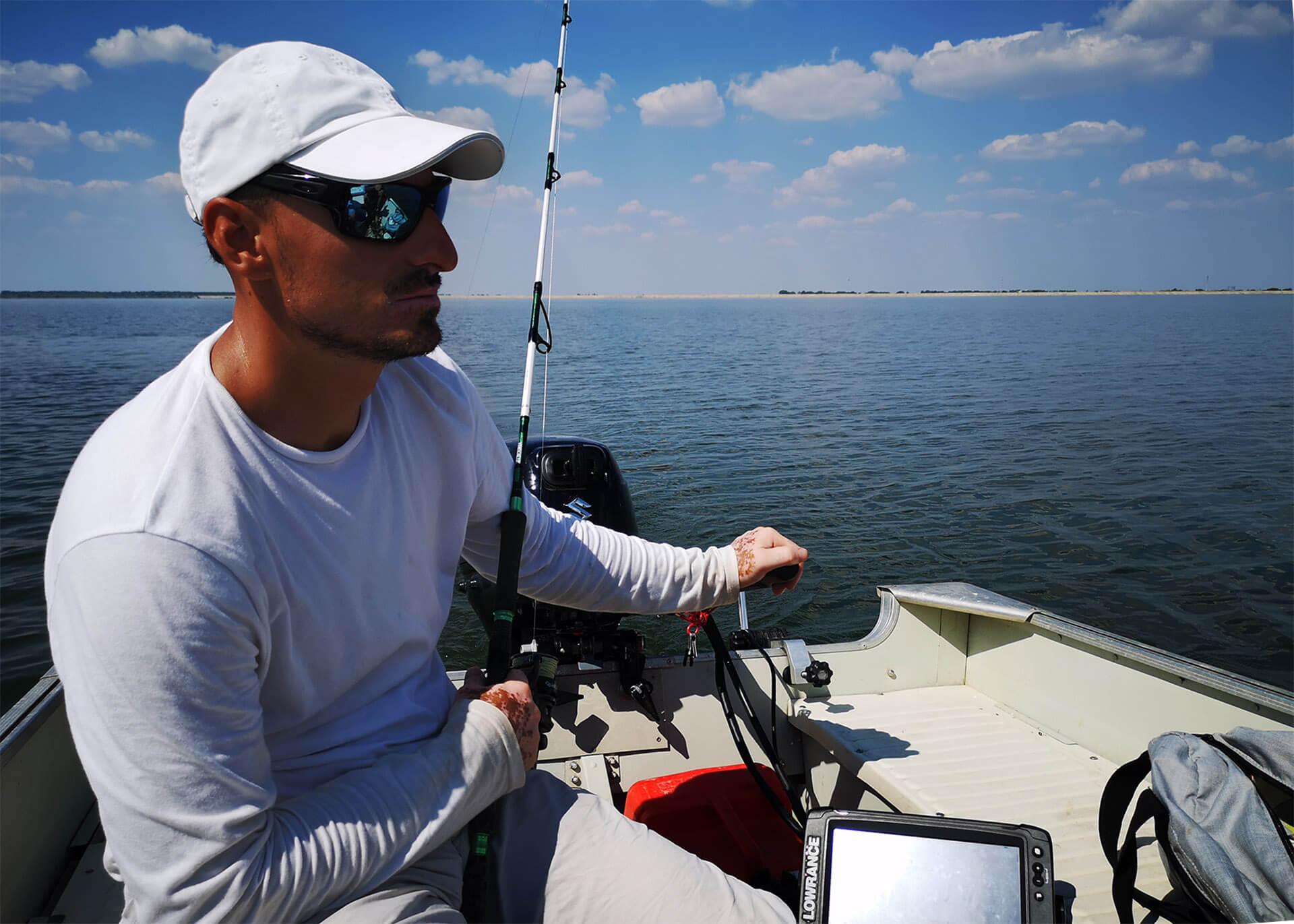 cloncul in pescuitul la somn- echipament