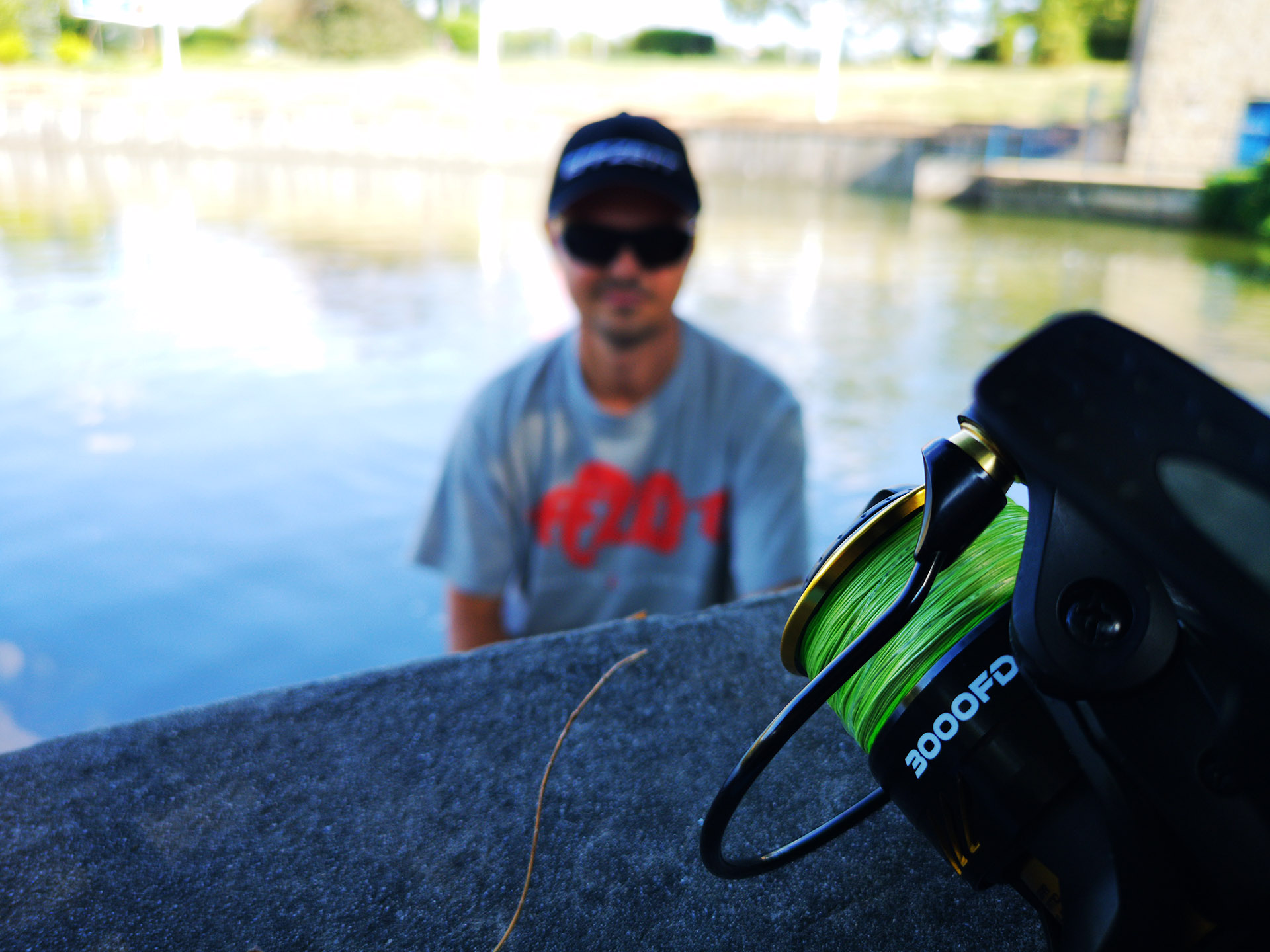 mulineta echipament de pescuit la salau