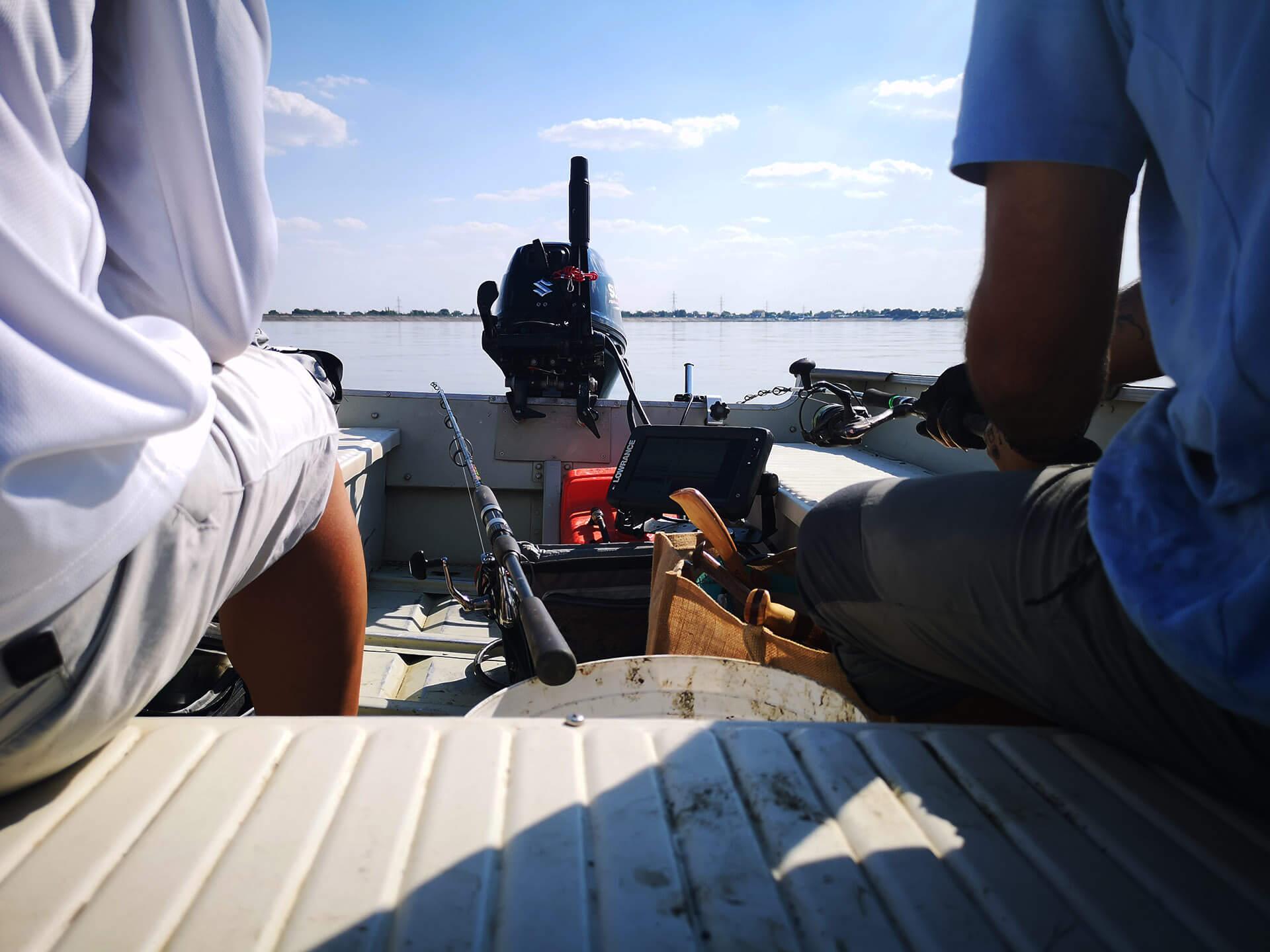 cloncul in pescuitul la somn- in asteptarea trasaturii