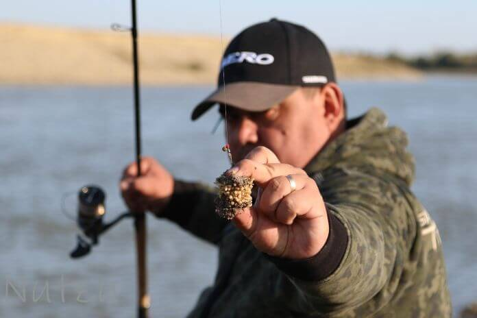 cosulet in pescuitul la feeder