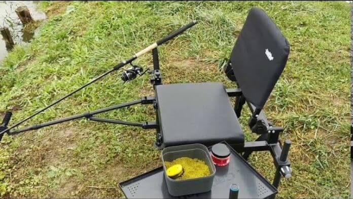scaun de pescuit la feeder Trakko