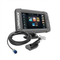 Sonar Lowrance Elite-7 Ti DownScan GPS