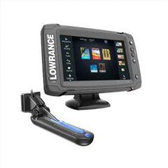 Sonar Lowrance Elite-7 Ti TotalScan GPS