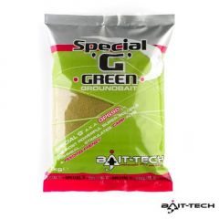 Nada Bait-Tech Special G Green Groundbait 1kg