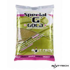 Nada Bait-Tech Special G Gold Groundbait 1kg