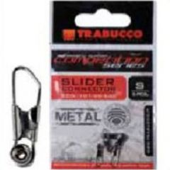 Conector slider Trabucco din metal - S