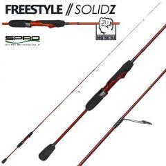 Lanseta Spro FreeStyle Solidz Cardinal Blaze 1.80m/15g