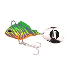 Vobler Spro ASP Spinner UV 14g, culoare Fire Zebra