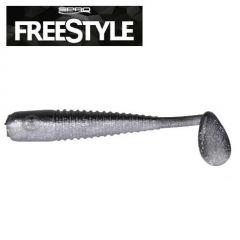 Shad Spro Freestyle 3.7cm, culoare Glitter Roach