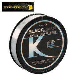 Fir fluorocarbon Strategy Slackliner Snag&Shockleader 0.47mm/14kg/80m