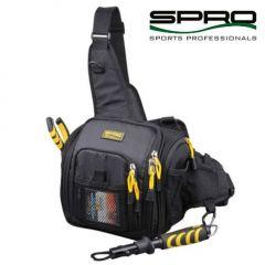 Geanta Spro Black Spinning Shoulder 2 cutii 25x11x27cm