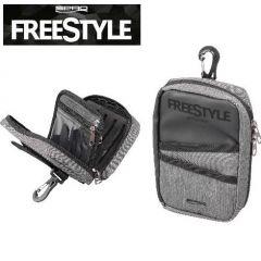Geanta Spro Freestyle cu 2 compartimente 19x13x4cm